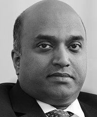 Sev Vettivetpillai, from The Abraaj Group, said that we've only seen the start of Africa's economic growth.