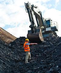 Rio Tinto's Benga coal project in Mozambique.