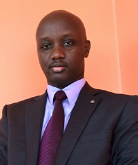 Thierry Ntako is the CEO of Open-IT