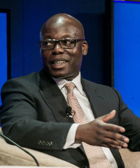 Adewale Tinubu, group chief executive of Oanda, says that African companies should first focus providing world-class products and services in their own countries, before going global.