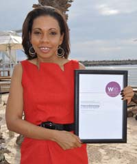Rebecca Enonchong was selected as one of the 2013 WIE Africa power women in the business and technology category.