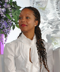 Swaady Martin-Leke was one of the panellists at the launch of the inaugural WIE Africa (which stands for Women, Inspiration and Enterprise) symposium in Cape Town last week.