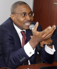 Dave Uduanu, chairman of the Pension Fund Operators Association of Nigeria, says that the industry only has about 1% of its portfolio allocated to private equity.