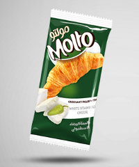Edita produces a packages croissant product under the Molto brand name.