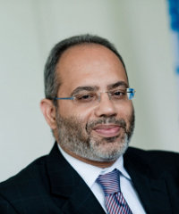Carlos Lopes, executive secretary of the UN Economic Commission for Africa.