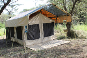 Tarpo Industries manufactures tents for a variety of purposes, from weddings to safaris.