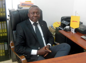 Claude Edgard Zocli, DHL Express country manager in The Gambia, says personal contacts and networks are important for closing business deals in the small West African country.