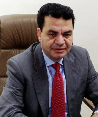 Adel Moustafa, country manager for DHL in Sudan