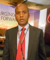 Abdulkarim Siad, managing  director of Jazeera Palace Hotel