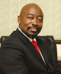 Tendai Madziwanyika, CEO of Rainbow Tourism Group