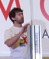 Fairwaves CEO Alexander Chemeris