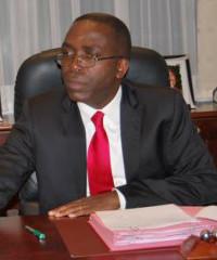 DRC's Prime Minister Augustin Matata Ponyo Mapon
