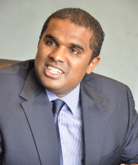 Leon Ndubai, CEO of Indo-Africa Finance