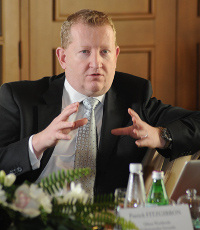 Patrick Fitzgibbon, senior vice president Hilton Worldwide