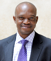 Zweli Manyathi, chief executive of personal and business banking for Africa at Standard Bank