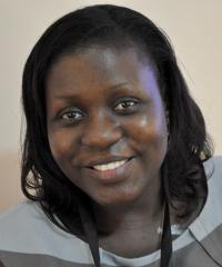 Barbara Birungi, director of Hive Colab and founder of Women in Technology Uganda
