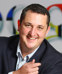 Brett St Clair, Google's head of new products for sub-Saharan Africa
