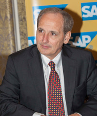 Luis Murguia, senior vice president of ecosystem and channels for SAP in Europe, Middle East and Africa