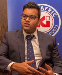 Mikul Shah, executive director at Kenafric Industries