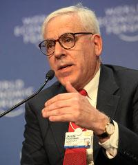 David Rubenstein, co-founder of the Carlyle Group