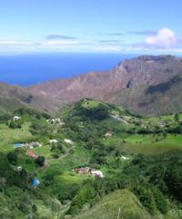 St Helena island