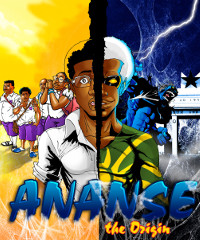 The True Ananse digital game series developed by Leti Arts.