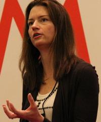 Linda Kozlowski, vice president of international marketing at Evernote
