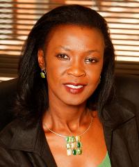 Susan Mboya-Kidero, president of the Coca-Cola Africa Foundation