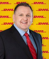 Charles Brewer, managing director for sub-Saharan Africa at DHL Express