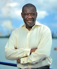 Valentine Chitalu, chairman of Phatisa Group