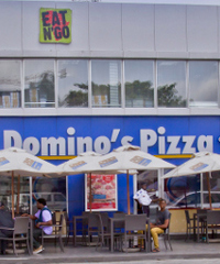 Domino's Pizza is one of the fast food companies to have invested in Nigeria.