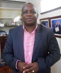 Ecotact CEO David Kuria
