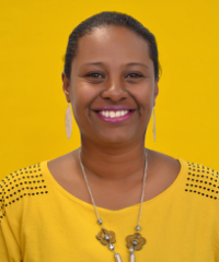 Essete Gebriel, country manager of DHL Express in Ethiopia