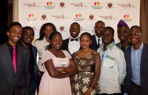 Anzisha Prize winners