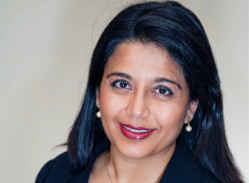 Sneha Shah, head of finance and risk for Africa at Thomson Reuters