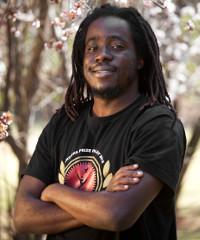Titus Mawano, the creator of Ffene
