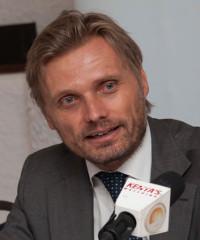 Ericson head of region for sub-Saharan Africa Fredrik Jejdling