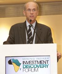 Tom Butler, global head of mining at the World Bank/International Finance Corporation