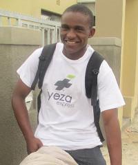 Sizwe Nzima, founder of Iyeza Express