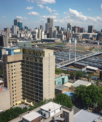 Johannesburg holds the highest concentration of HNWIs in South Africa, some 50% (about 23,400) of the country's estimated 46,800 dollar millionaires.