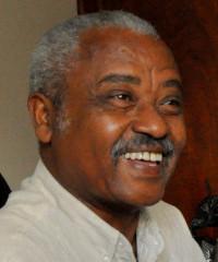 Hailu Tessema, owner of Mama Fresh Injera
