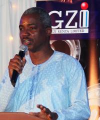 GZI chairman Dr Tunji Olowolafe
