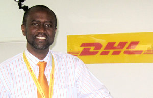 Mamadou Aw, DHL country manager in Benin