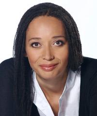 Yolisa Phahle, CEO of M-Net