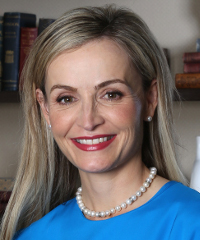Margaret Nienaber, global head of Standard Bank's Private Clients business