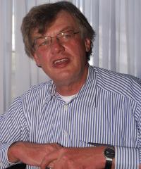 Willem Alexander Hondius, CEO of airline Jambojet