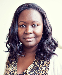 Patricia Jumi, co-founder and managing director of the GrowthHub