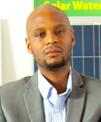 Patrick Ngowi, CEO of Helvetic Solar Contractors