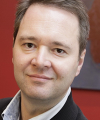 Jeremy Galbraith, head of Europe, Middle East and Africa for public relations firm Burson-Marsteller