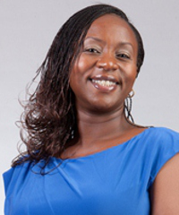 """""""Success has to be sustained and it is harder to sustain than to get it. So when you get your money, what is your game plan?"""" – Joanne Mwangi, founder of PMS Group"""